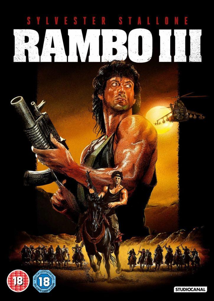 Rambo Iii 1988 Military Gogglebox